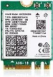 Ziyituod WiFi 6 AX200NGW Scheda WiFi 802.11ax 2402 Mbps 5 GHz e 574 Mbps Modulo Wireless 2,4 GHz per Desktop Portatile con Bluetooth 5.1, Windows 10 64 Bit e Linux, M.2 / NGFF 2230 (AX200NGW)