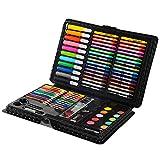 LIVEHITOP 109 PCS Set Art Artistes Dessin Boîte, Dessin et Peintures...