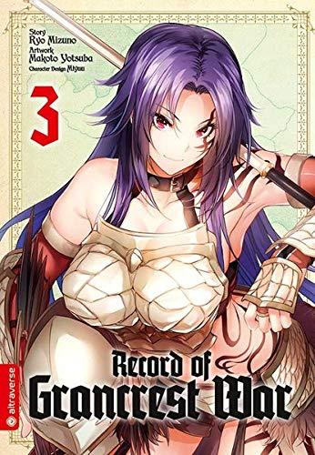 Record of grancrest war 03