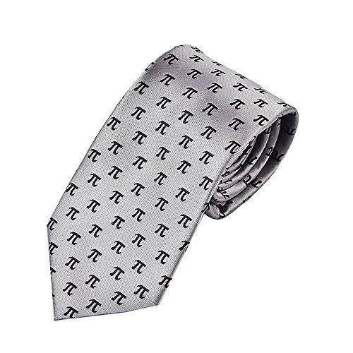 Pi Necktie - Math Necktie - Math Teacher gift - Pi symbol...