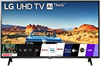 Resolution: 4K Ultra HD (3840x2160) | Refresh Rate: 50 hertz Connectivity: 3 HDMI ports to connect set top box, Blu Ray players, gaming console | 2 USB ports to connect hard drives and other USB devices Sound : 20 Watts Output | Powerful Sound, Amazo...