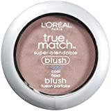 L'Oreal Paris True Match Blush, Tender Rose, 0.21 Ounces