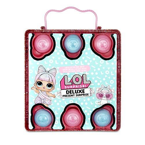 Image 2 - LOL Surprise Poupée Miss Partay et animal de compagnie - avec des modèles, Fizzy Surprises & Accessoires - Deluxe Present Surprise