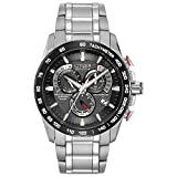 Comes with a 5 Year Citizen UK Warranty Atomic Timekeeping. The most accurate watch in the world , Power Reserve Indicator. Citizen Eco-Drive is Fuelled by Light, any Light. It's a Watch that never needs a Battery. Precise Quartz Movement Silver Stai...