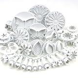 Sonline Ensemble de 33 ustensiles pour decoration de gateau/emporte-pieces...