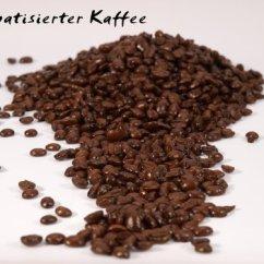 Aromatisierter Kaffee - Marzipan Cappuccino - Ganze Bohne