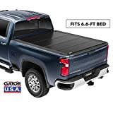 "Gator FX Hard Folding Truck Bed Tonneau Cover | 8828327 | fits 2015-2019 Ford F-150, 6' 6"" Bed"