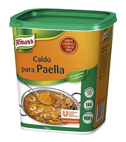 Knorr 39383501 Caldo para Paella - 4 Porciones - 900 g