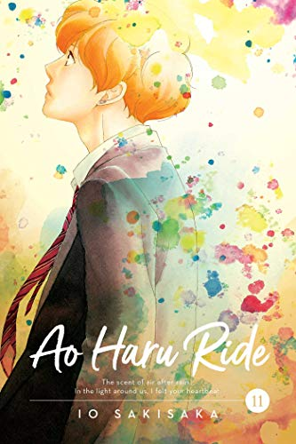 Ao Haru Ride, Vol. 11, Volume 11