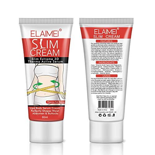 Slimming Cream,Cellulite Removal Cream Fat Burner Weight Loss Slim Creams Leg Body Waist Effective Anti Cellulite Fat Burning (Slimming cream) 7