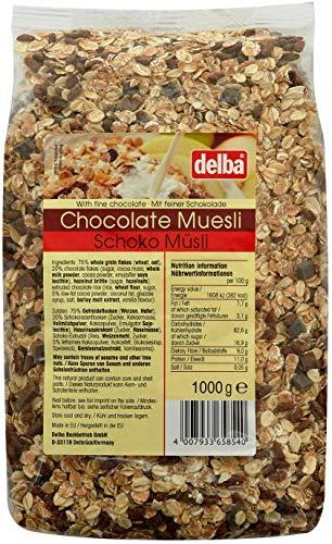 デルバ チョコレートミューズリー 1kg