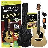Guitar For Dummies Acoustic Guitar, Natural (K394D)