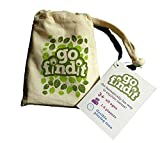 Sensory Trust gofindit - outdoor nature treasure hunt card game for families