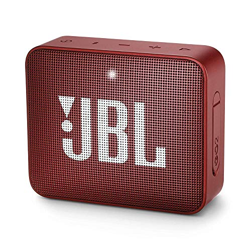 JBL GO 2 Speaker Bluetooth Portatile, Cassa Altoparlante Bluetooth Waterproof IPX7, Con Microfono,...