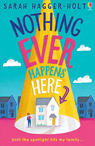 Nothing Ever Happens Here eBook : Hagger-Holt, Sarah: Amazon.co.uk: Kindle  Store