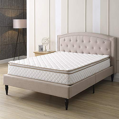 ultra plush pillow top mattress
