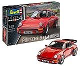 Revell- Maquette Porsche 911 Turbo, 07179