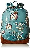 Roxy Junior's Fairness Backpack, trellis bird flower, One Size
