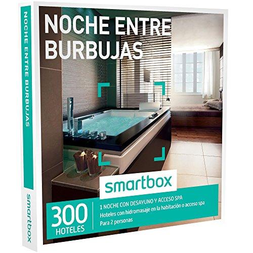 Smartbox - Caja Regalo -Noche Entre Burbujas - 300 estancias con...