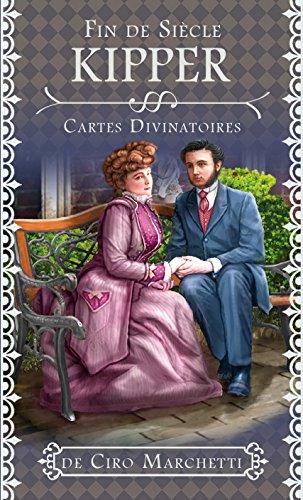 Fin de Siècle: Kipper - Cartes Divinatoires + guide d'utilisateur (Français)