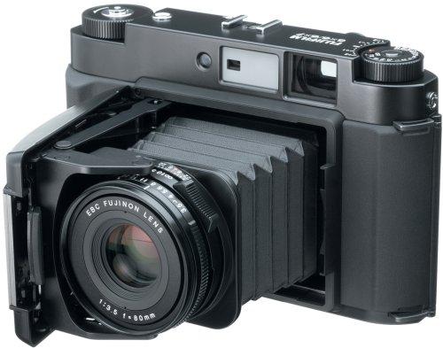FUJIFILM フィルムカメラ GF670 Professional ブラック FUJI GF670