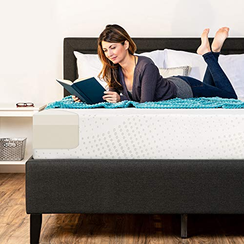 Best Choice Products 10in Twin Size Dual Layered Medium-Firm Memory Foam Mattress w/Open-Cell Cooling, CertiPUR-US Certified Foam, Removable Cover