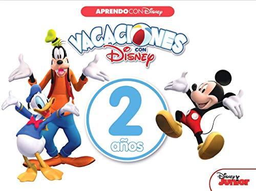 Vacaciones con Disney. 2 años (Aprendo con Disney)