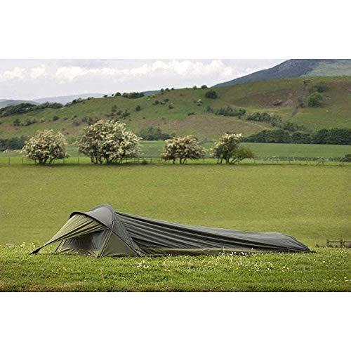 Snugpak 92860 Stratosphere Bivvi Unterstand für eine Person, olivgrün, Einheitsgröße