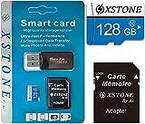 Xstone Carte memoire Micro SD (128 go)