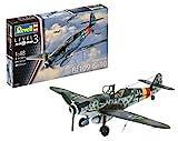 Revell- Avion Messerschmitt BF 109 G 10, 03958