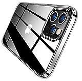 TORRAS 高透明 iPhone 12 Pro Max 用 ケース 薄型軽量 米軍規格 10倍黄変防止 耐衝撃構造 SGS……