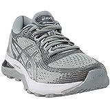 ASICS Women's Gel-Nimbus 21 Running Shoes, 10W, MID Grey/Silver