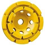 DEWALT Grinding Wheel, Double...