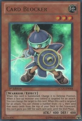 A single individual card from the Yu-Gi-Oh! trading and collectible card game (TCG/CCG). This is of Ultra Rare rarity. From the Legendary Collection 2 set. You will receive the 1st Edition version of this card.