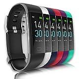 Smartwatch Activity Tracker Fitness Uomo Donna misuratore di pressione...