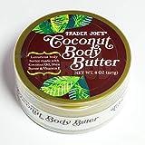 Trader Joe's Coconut Body Butter 8 Oz. (00501309)