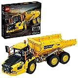 LEGO- Technic 6x6 Volvo - Camion articolato, Auto ribaltabile RC Volvo, Set di Costruzioni, 42114