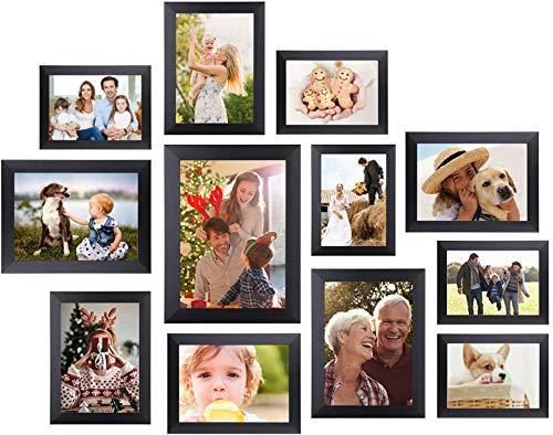 Homemaxs 12 Pcs Picture Frames, Picture Frames Set, Picture Frame...