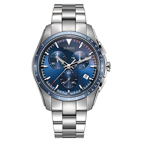 XXL Armbanduhr HYPERCHROMECHR. Blau