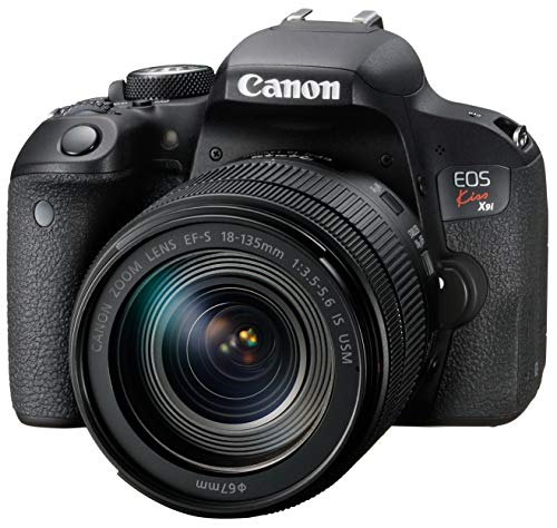 Canon デジタル一眼レフカメラ EOS Kiss X9i レンズキット EF-S18-135mm F3.5-5.6 IS USM 付属 EOSKISSX9I-18135ISUSMLK