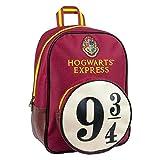 Groovy Harry Potter Poudlard Express Sac à dos Rouge Taille M