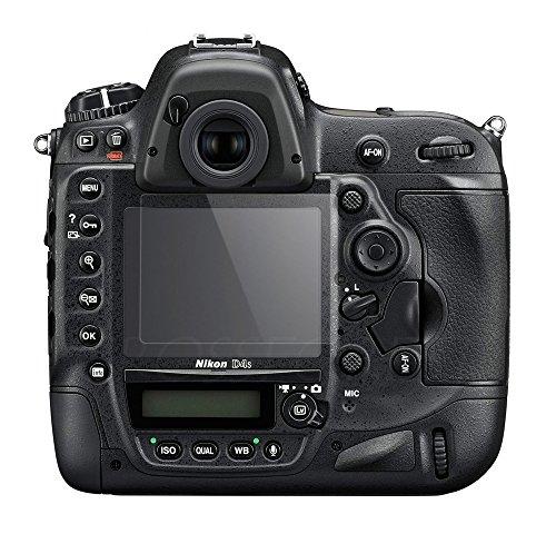 クロスフォレスト Nikon D4S/D4用ガラスフィルム 日本製ガラス使用 ラウンドエッジ Glass Film CF-GCND4S 液晶保護フィルム