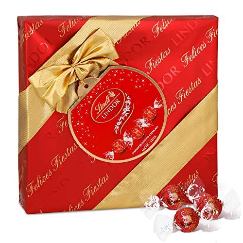 Lindt Lindor Caja de Regalo de Bombones de Chocolate con Lec