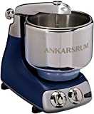 Ankarsrum Original 6230 Royal Blue and Stainless Steel 7 Liter Stand Mixer