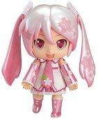 Vocaloid Nendoroid sakura mikudayo 9cms tốt công ty nụ cười