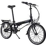 Dahon Mariner i7 20' Shadow Black Folding Bicycle