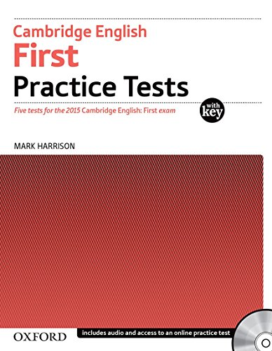 Cambridge English First Practice Tests: First Certificate Test with Key Exam Pack 3rd Edition (First