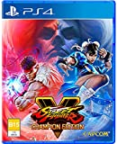 Street Fighter V Champion Edition - PlayStation 4 (Video Game)
