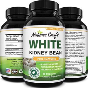 White Kidney Bean Energy Booster - White Kidney Bean Extract Pill and Natural Vegetarian Supplements - Natural Energy Pills for Fatigue and White Bean Extract Supplements 16 - My Weight Loss Today