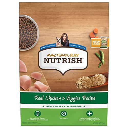 Rachael Ray Nutrish Premium Natural Dry Dog Food,...